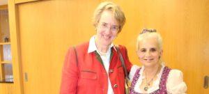 Besuch Botschafterin Schubert SERVIOR Schlassbleck 4a