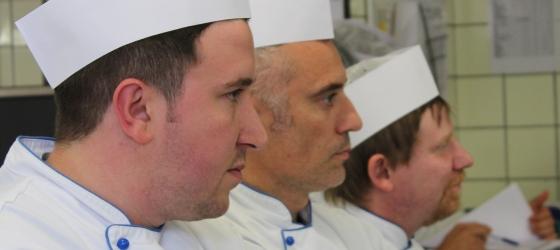 Michel for Cuisinier etude